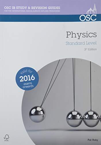Ib Physics Sl New ed: Roby, Pat