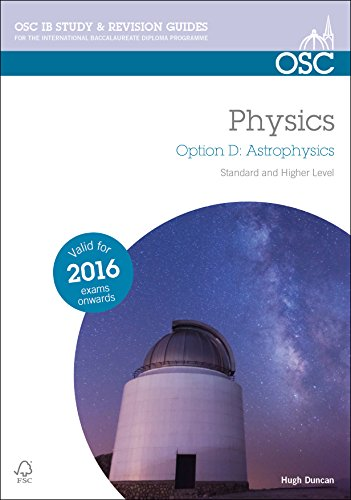 9781910689042: IB Physics Option D Astrophysics