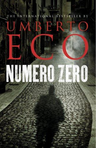 9781910701089: Numero Zero