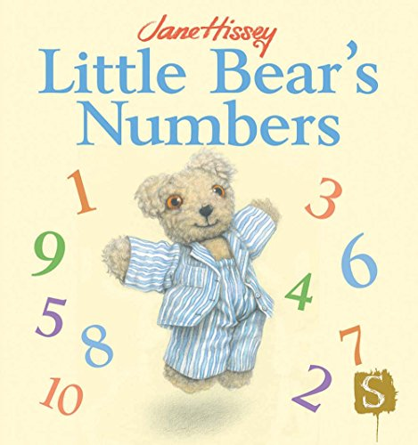 9781910706091: Little Bear's Numbers (Old Bear)