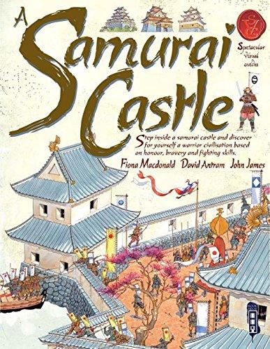 9781910706329: A Samurai Castle (Spectacular Visual Guides)