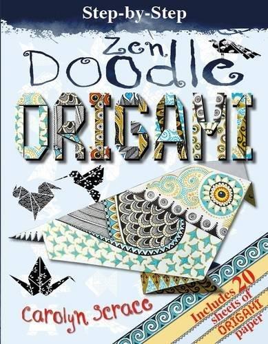 9781910706411: Zen Doodle Origami (Zen Doodling)