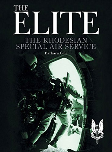 9781910777046: The Elite: The Rhodesian Special Air Service