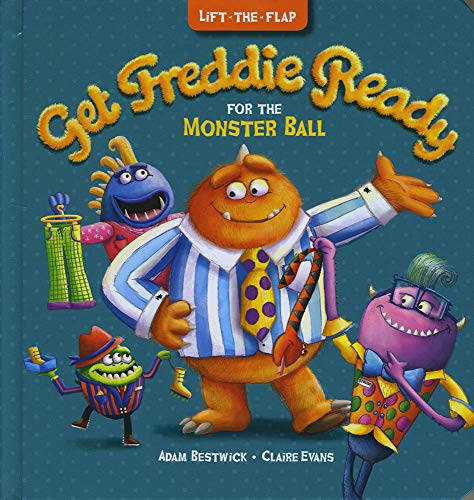 9781910851227: Get Freddie Ready for the Monster Ball