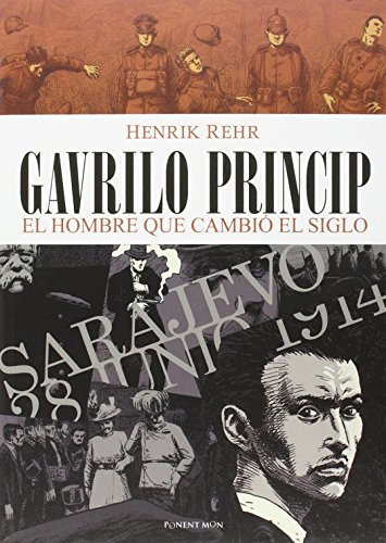 GAVRILO PRINCIP: Henrik Rehr