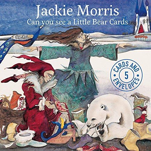 Jackie Morris Polar Bear Cards: Morris, Jackie