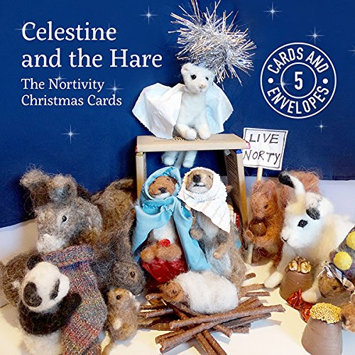 9781910862537: Celestine and the Hare: Christmas Card Pack