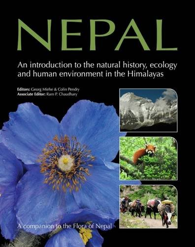 9781910877029: Nepal: An Introduction to the Natural History, Ecology, and Human Impact of the Himalayas