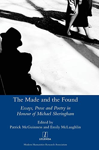 9781910887172: The Made and the Found (Legenda)