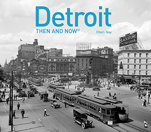 9781910904060: Detroit Then and Now®