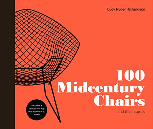 9781910904336: 100 Midcentury Chairs: and their stories