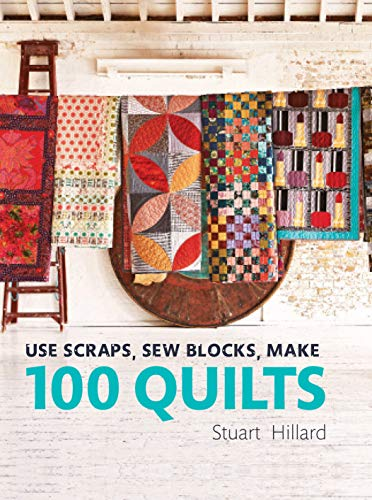 9781910904565: Use Scraps, Sew Blocks, Make 100 Quilts