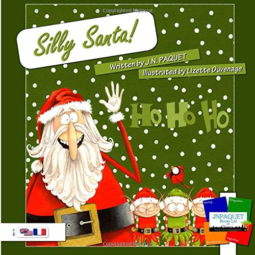 9781910909928: Silly Santa! (English-French)