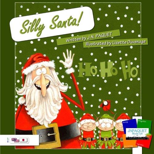 9781910909980: Silly Santa! (English-Japanese)