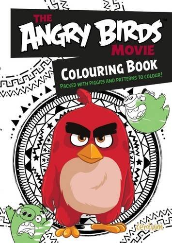 9781910916322: Angry Birds Movie Colouring Book