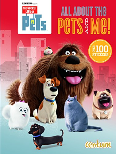 Secret Life of Pets: All About The Pets and Me (Hardcover)