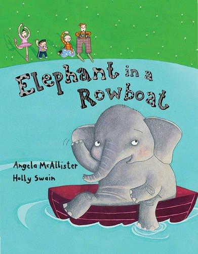 9781910925003: Elephant in a Row Boat