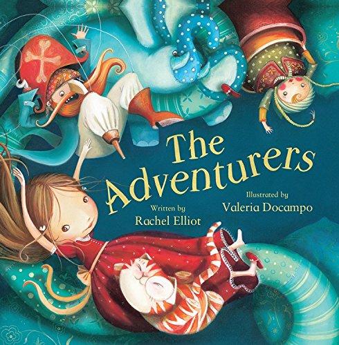 The Adventurers: Rachel Elliott