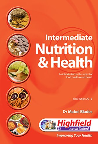9781910964101: Intermediate Nutrition & Health