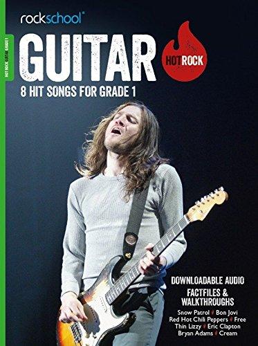 9781910975169: Guitar Grade 1 (Rockschool Hot Rock)