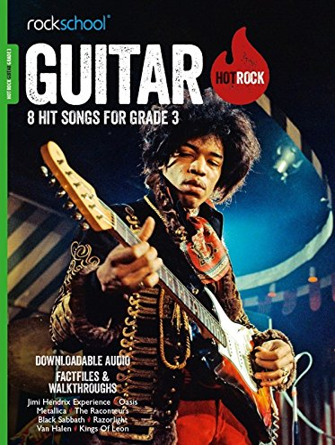 Guitar 8 Hit Songs for Grade 3: Various