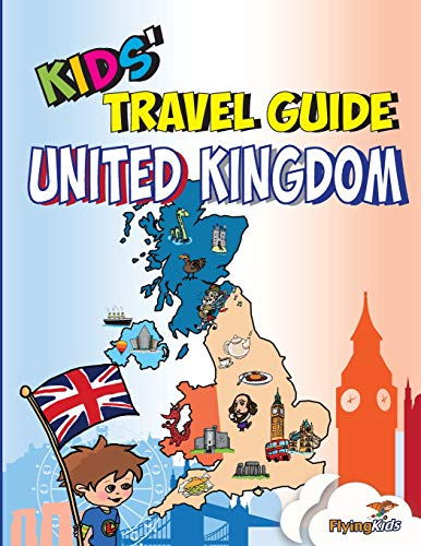 Kids' Travel Guide - United Kingdom: The Fun Way to Discover the United Kingdom-Especially for Kids : 40