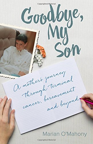 9781911013532: Goodbye My Son: A mother's journey through terminal cancer, bereavement and beyond