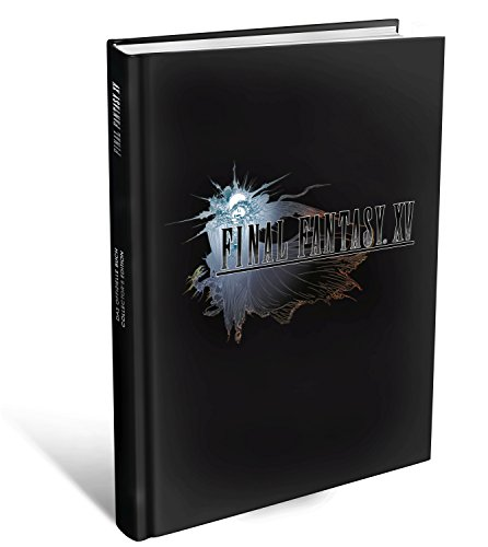 9781911015048 - Final Fantasy XV: Das offizielle Buch - Collector's Edition - Libro