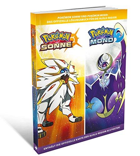 9781911015130: Pokemon Sonne und Pokemon Mond: Das offizielle Lösungsbuch
