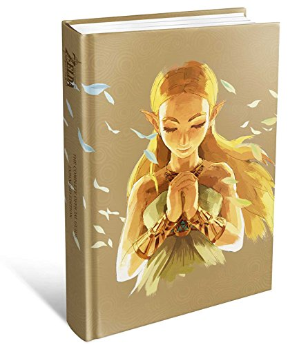 9781911015482: The Legend of Zelda: Breath of the Wild the Complete Official Guide: -Expanded Edition