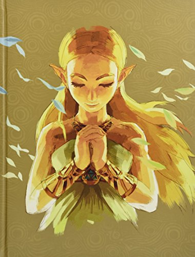 9781911015499: The Legend of Zelda: Breath of the Wild The Complete Official Guide - Expanded Edition