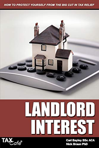 9781911020028: Landlord Interest: How to Protect Yourself from the Big Cut in Tax Relief