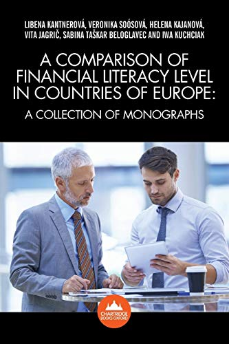 9781911033059: A Comparison of Financial Literacy Levels in Countries of Europe
