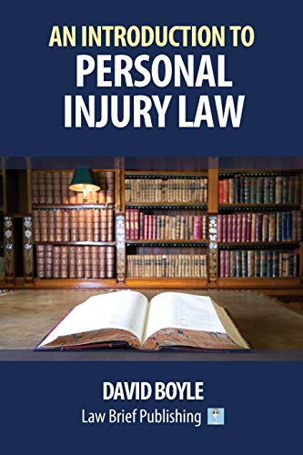 9781911035305: An Introduction to Personal Injury Law