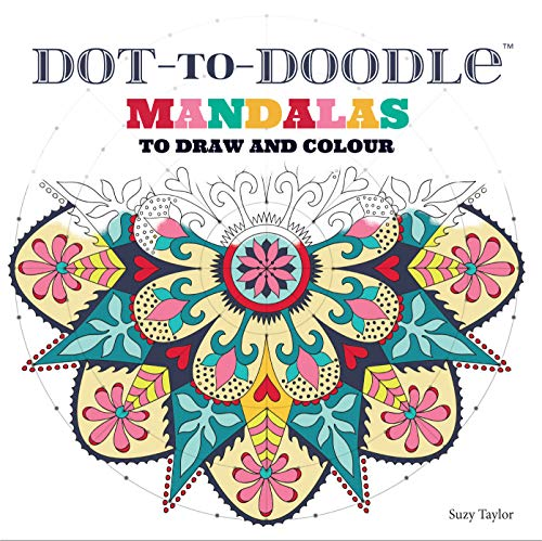 9781911042495: Dot-to-Doodle Mandalas: To Draw and Colour