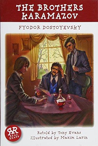 9781911091059: The Brothers Karamazov (Real Reads)