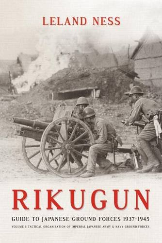 9781911096191: Rikugun. Volume 1: Tactical Organization Of Imperial Japanese Army & Navy Ground Forces