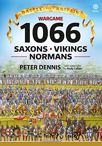 9781911096290: Wargame: 1066: Saxons, Vikings, Normans (Battle for Britain)