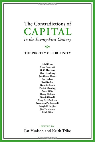 9781911116110: The Contradictions of Capital in the Twenty-First Century: The Piketty Opportunity