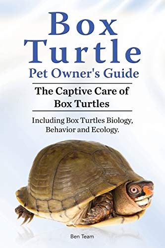 9781911142232: Box Turtle Pet Owners Guide. 2016. The Captive Care of Box Turtles. Including Box Turtles Biology, Behavior and Ecology.