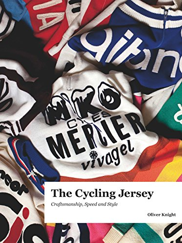 9781911162056: The Cycling Jersey: Craftsmanship, Speed and Style