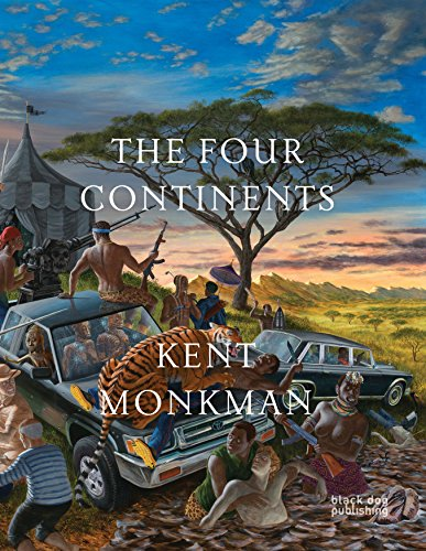 The Four Continents: Kent Monkman: Monkman, Kent