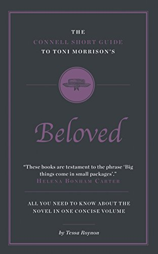 9781911187059: The Connell Short Guide to Toni Morrison's Beloved