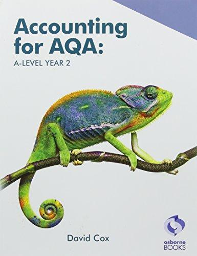 9781911198253: AQA A Level Year 2 Book