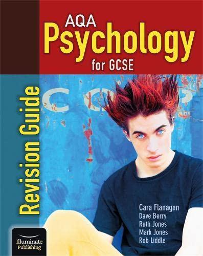 9781911208068: AQA Psychology for GCSE: Revision Guide