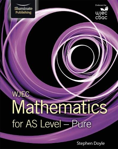 9781911208518: WJEC Mathematics for AS Level: Pure