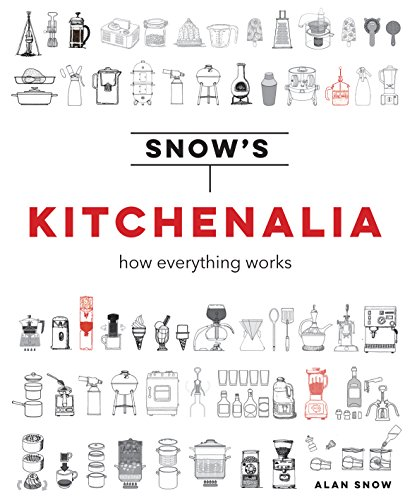 Snow's Kitchenalia: How everything works: Alan Snow