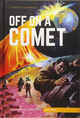 9781911238027: Off on a Comet (Classics Illustrated)