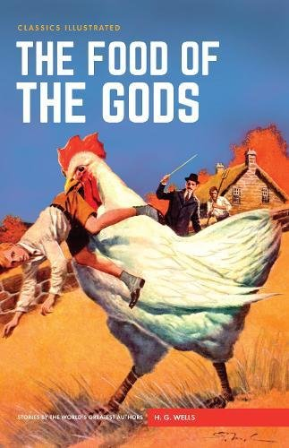9781911238126: Food of the Gods, The (Classics Illustrated)