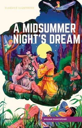 9781911238133: A Midsummer Night's Dream: Classics Illustrated